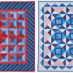 Red-white-and-blue-quilts-from-Quilts-on-the-Double